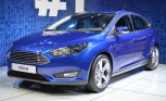 Facelifted 2015 Ford Focus Bows in Geneva