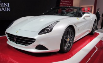 2015 Ferrari California T Video, First Look