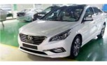 2015 Hyundai Sonata Slips out Undisguised