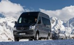 2015 Mercedes Sprinter 44 Coming to US Next Year