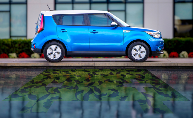 Kia Soul EV Production to Start Next Month for 2016 Launch
