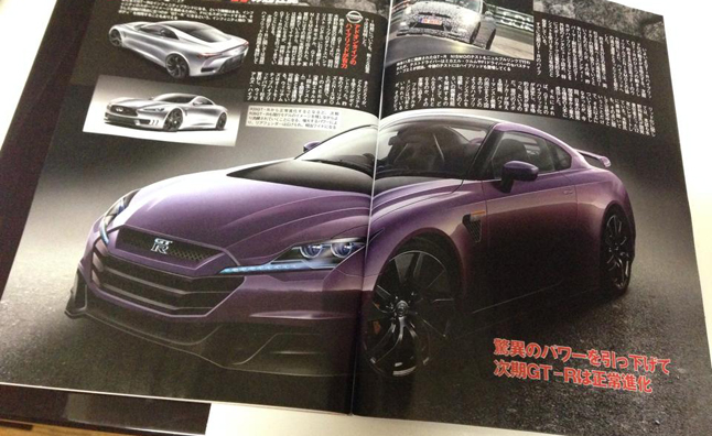 2016 Nissan GT-R Rumored as 800-HP Hybrid