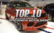 Top 10 Custom Cars in Geneva