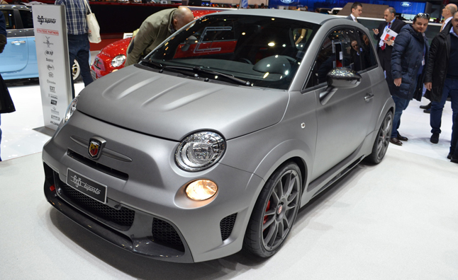 Abarth 695 Biposte
