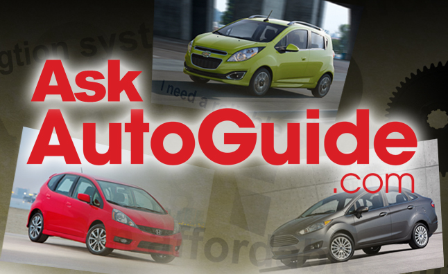 Chevy Spark vs. Ford Fiesta vs. Honda Fit