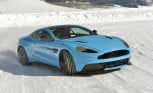 Aston Martin Launches Winter Driving Program