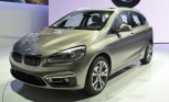 BMW 2 Series Active Tourer Debuts FWD Lineup in Geneva