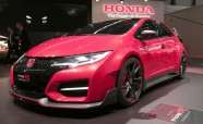 Civic Type R Previewed