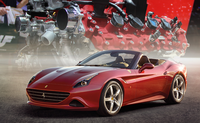 Everything You Need to Know About the First Turbocharged Ferrari Engine in Decades