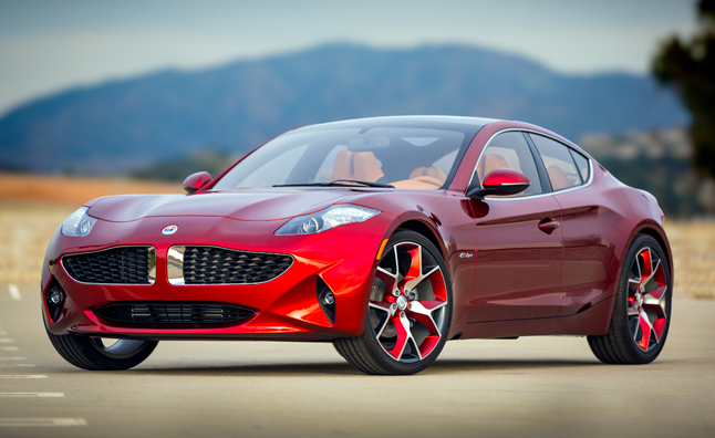 New Fisker Plans to Bring All Concepts to Production