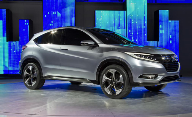 Honda HR-V Trademark Filed as Possible Fit Crossover