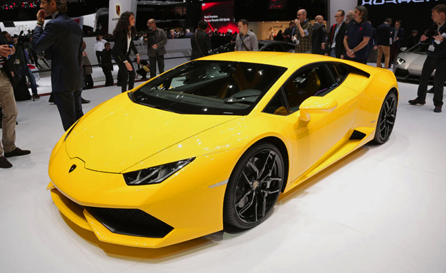 Lamborghini Huracan Video, First Look