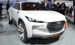 Hyundai Intrado Concept is a Futuristic Transport Pod