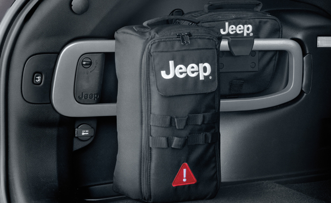 Jeep® Cargo Management System Roadside Assistance Kit
