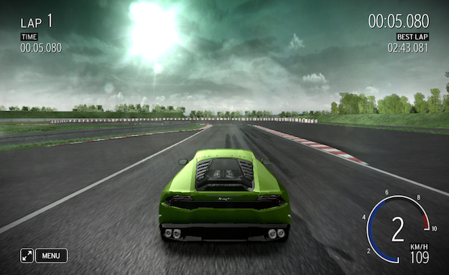 Take the Lamborghini Huracán for a Test Drive…Virtually