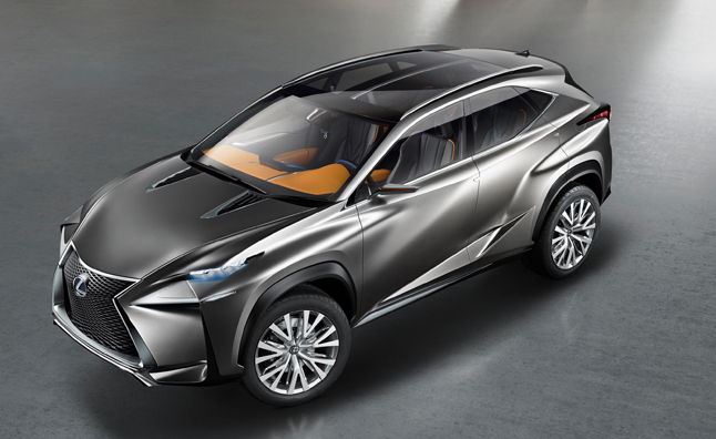 2015 Lexus NX to Bow at Beijing Motor Show