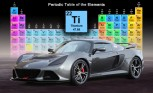 Titanium Could Help Lotus Build Even Lighter Cars