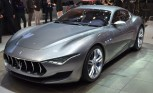 Maserati Alfieri Concept Previews Brands Beautiful Future