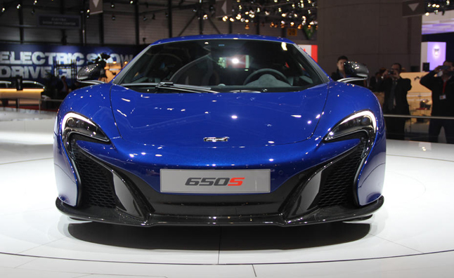 McLaren 650S Video, First Look