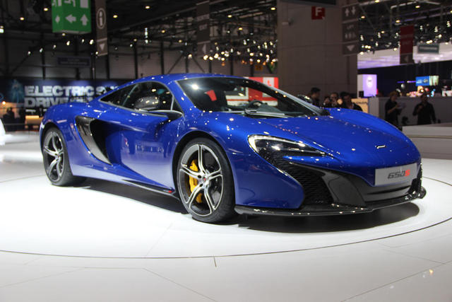McLaren P15 Confirmed, Will Sit Between 650S, P1
