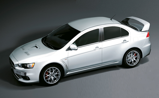 Mitsubishi Teases North America with Best EVO Yet