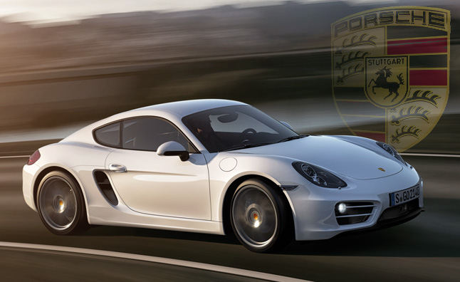 Porsche Boxster, Cayman to Get 4-Cylinder Engines With Up to 395-HP