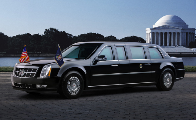 Replacing 'the Beast': White House Accepting Bids for New Presidential Limo