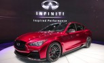 Infiniti Q50 Eau Rouge Reveals the GT-R Inside