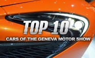 Top 10 Cars from Geneva