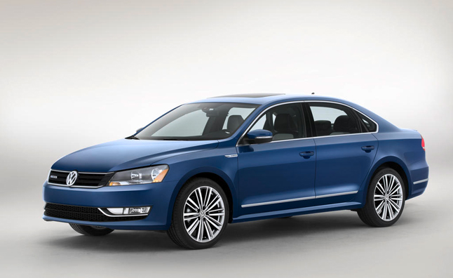 2016 Volkswagen Passat to Look Less Boring