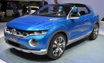 Volkswagen T-ROC Concept Looks to Grow VW SUV Lineup
