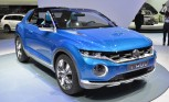 Volkswagen T-ROC Concept Video, First Look