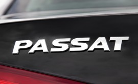 Volkwsagen Passat Badge