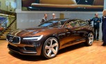 2015 Volvo Concept Estate Video, First Look