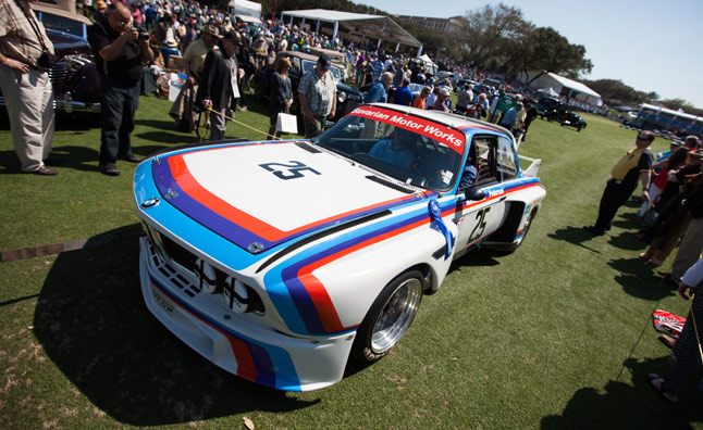 Check out BMW's Awesome Amelia Island Concours d'Elegance Cars