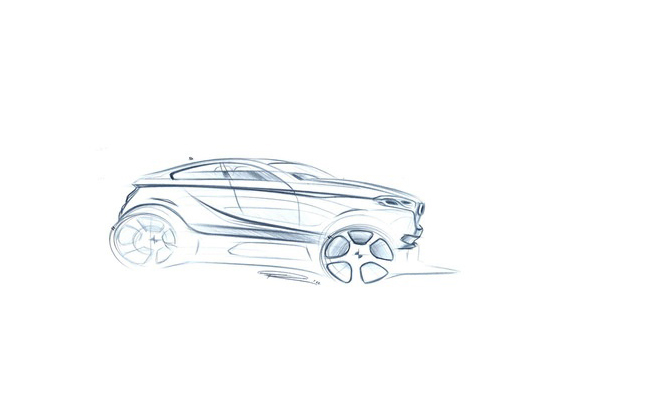 BMW X2 Confirmed for 2017 Launch