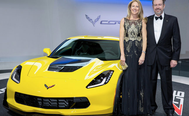 First 2015 Chevy Corvette Z06 Heading to Auction