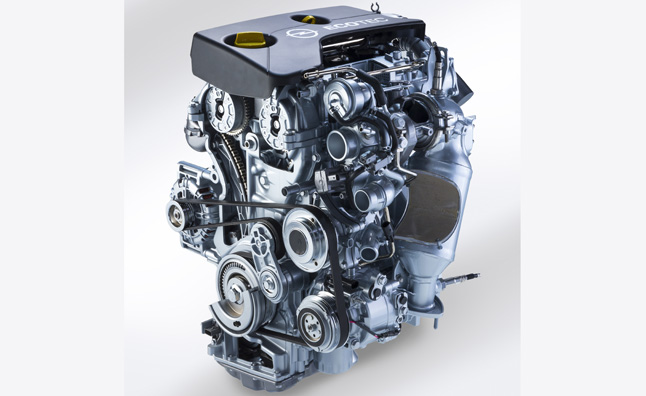 New GM Three and Four Cylinder Engines Introduced