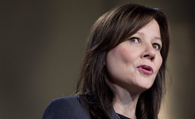 GM CEO to Oversee Review of Ignition Switch Recall