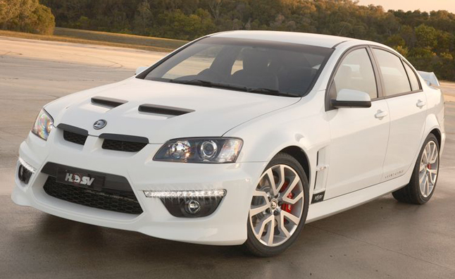 Holden Tuner HSV Might Move Business to US