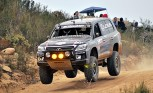 Lexus LX Offroad Racing Program Axed