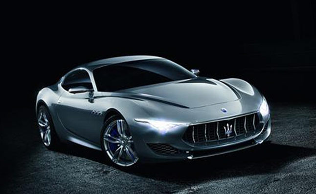 Maserati Alfieri Concept Leaks Ahead of Geneva Debut