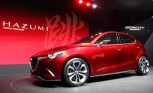 Mazda Hazumi Concept Video, First Look