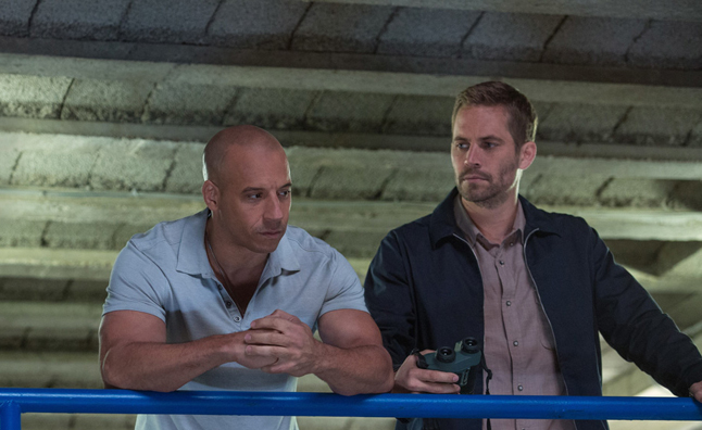 CGI Paul Walker to Appear in Fast & Furious 7