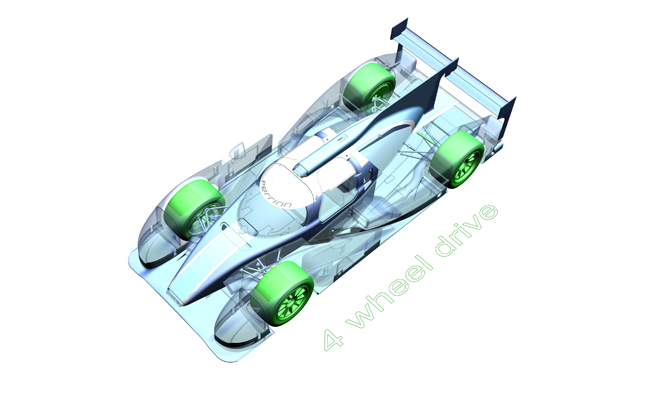 Open Source Le Mans Project Aims to Race in 2015