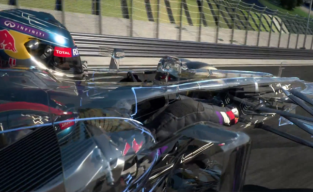 2014 Formula 1 Regulations Explained in New Red Bull Racing Video