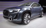 Subaru Viziv 2 Concept Video, First Look