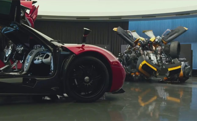 Transformers: Age of Extinction Trailer is Packed with Cool Cars, Big Explosions