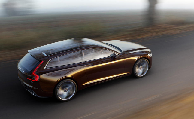 Volvo Concept Estate to Inspire New V90 Wagon