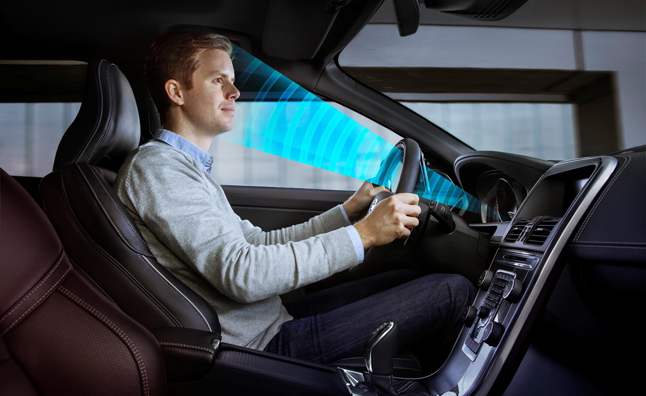 New Volvo Safety Tech Tracks Eye Movement
